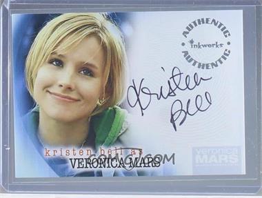 2006 Inkworks Veronica Mars Season 1 - Autographs #A-1 - Kristen Bell as Veronica Mars