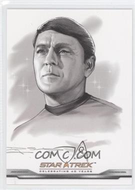 2006 Rittenhouse Star Trek: Celebrating 40 Years - ArtiFEX Bridge Crew #FP4 - [Missing]