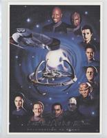 Deep Space Nine Crew #1334/1,900