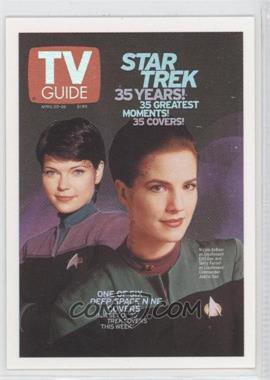 2006 Rittenhouse Star Trek: Celebrating 40 Years - TV Guide Covers #TV4 - [Missing]