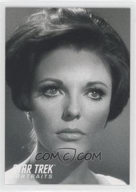 2006 Rittenhouse Star Trek The Original Series: 40th Anniversary Series 1 - Portraits #PT18 - Joan Collins as Edith Keeler