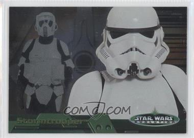 2006 Topps Star Wars Evolution Update Edition - Evolution B #13B - Stormtroopers