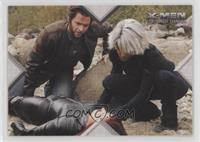 Movie Action - Wolverine, Storm