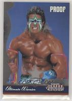 Ultimate Warrior [EX to NM] #/50
