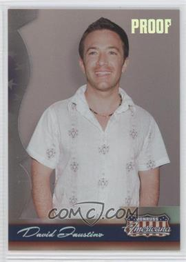 2007 Donruss Americana - [Base] - Silver Proof #79 - David Faustino /250