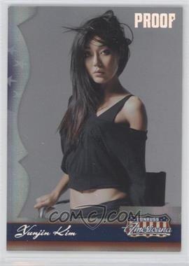 2007 Donruss Americana - [Base] - Silver Proof #91 - Yunjin Kim /250