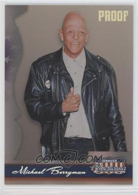 2007 Donruss Americana - [Base] - Silver Proof #98 - Michael Berryman /250