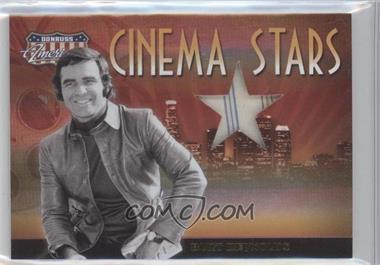 2007 Donruss Americana - Cinema Stars - Materials [Memorabilia] #CS-2 - Burt Reynolds /500