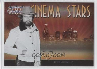 2007 Donruss Americana - Cinema Stars #CS-21 - Lee Majors /500