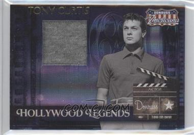 2007 Donruss Americana - Hollywood Legends - Materials [Memorabilia] #HL-30 - Tony Curtis /325