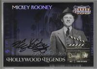 Mickey Rooney [Noted] #/25
