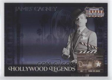 2007 Donruss Americana - Hollywood Legends #HL-15 - James Cagney /500