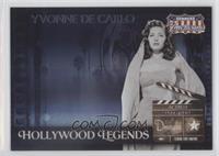 Yvonne De Carlo #/500