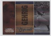 Lou Gehrig #/500