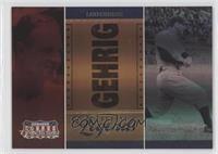 Lou Gehrig /500