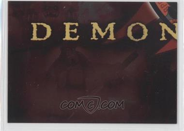 2007 Inkworks Hellboy Animated Sword of Storms - Demons Unleashed #D9 - The Sword Carrier