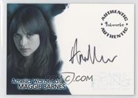 Amelia Warner as Maggie Barnes