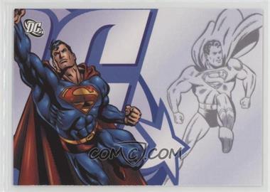 2007 Rittenhouse DC Legacy - [Base] #31 - Superman