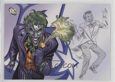 2007 Rittenhouse DC Legacy - [Base] #42 - The Joker