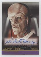Michael Berryman as Starfleet Display Officer [Noted]