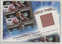 Commander Chekov #/1,701