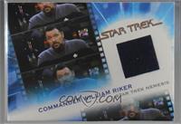 Commander William Riker [Noted] #/1,501