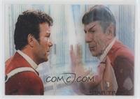 Spock, Captain Kirk