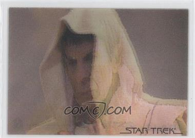 2007 Rittenhouse Star Trek: The Complete Movies - In Motion Lenticular #M3.9 L3 - Spock