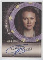 Amy Sloan as Leda Kane