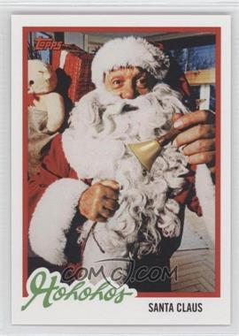 2007 Topps Santa Claus - [???] #10 - Santa Claus