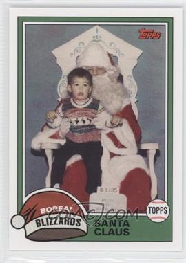 2007 Topps Santa Claus - [???] #11 - Santa Claus