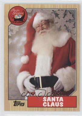 2007 Topps Santa Claus - [???] #12 - Santa Claus