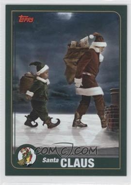 2007 Topps Santa Claus - [???] #15 - Santa Claus