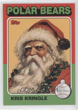2007 Topps Santa Claus - [???] #9 - Kris Kringle