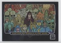 Cartoon Network's Clone Wars