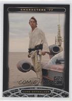 Characters '77 - Luke Skywalker