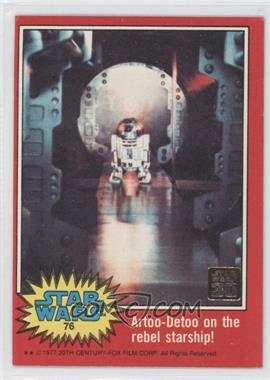 2007 Topps Star Wars 30th Anniversary - Buybacks #2 - See-Threepio and Artoo-Detoo