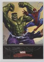 Spider-Man, Hulk