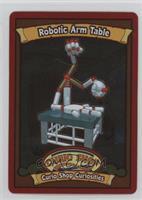 Robotic Arm Table