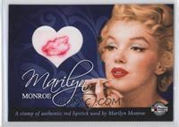 Marilyn Monroe (Lipstick Stamp)