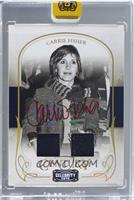 Carrie Fisher [ENCASED] #10/10