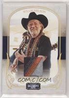 Willie Nelson (Uncorrected Error: Willie Mays Relic) #/50