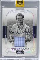 Russell Johnson [Uncirculated] #/1