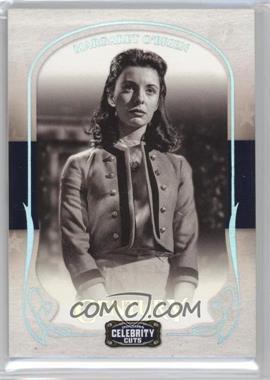 2008 Donruss Americana Celebrity Cuts - [Base] - Century Silver #55 - Margaret O'Brien /50