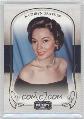 2008 Donruss Americana Celebrity Cuts - [Base] #42 - Kathryn Grayson /499