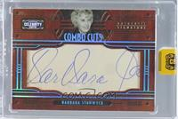 Barbara Stanwyck, Lee Majors [ENCASED] #1/1