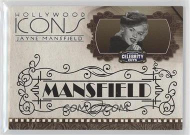 2008 Donruss Americana Celebrity Cuts - Hollywood Icons #HI-JM - Jayne Mansfield /200