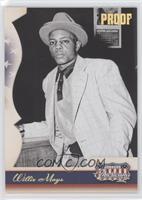 Willie Mays /250