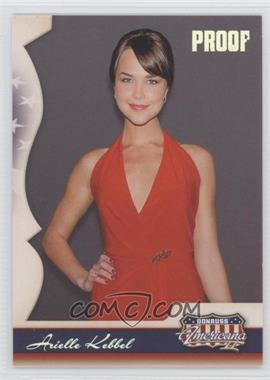 2008 Donruss Americana II - [Base] - Retail Silver Proof #147 - Arielle Kebbel /500