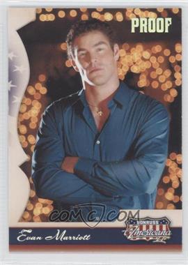 2008 Donruss Americana II - [Base] - Retail Silver Proof #183 - Evan Marriott /500